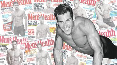 Die Mens Health Covermänner