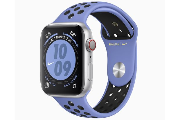 Die Nike-Sonderedition der Apple Watch Series 5
