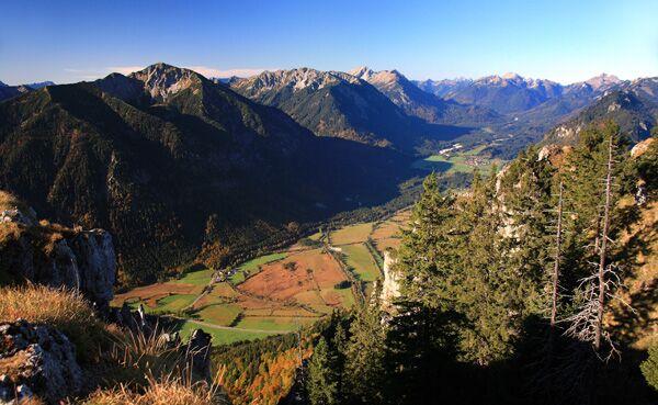 Die Notkarsspitze: Erklimmen Sie drei Gipfel auf einmal