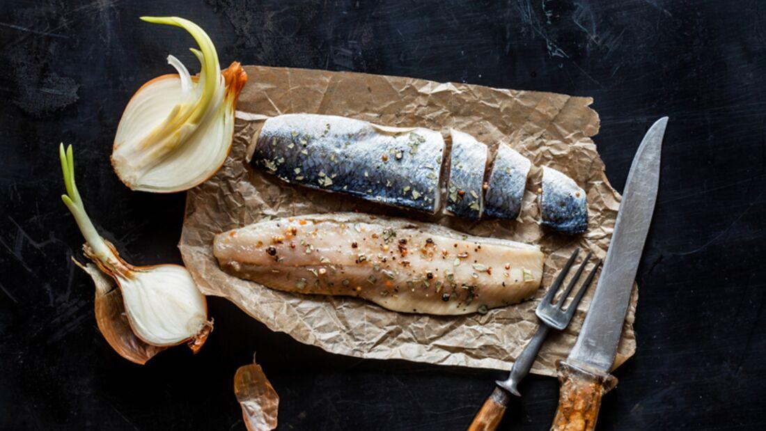 Die Omega-3-haltigsten Fischsorten