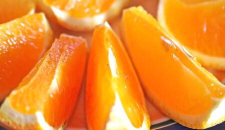 Die Orange ist der Klassiker unter den Zitrusfrüchten