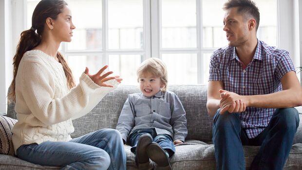 Die Partnerschaft ist zerschlissen vom Alltag mit den Kindern: Auch hier eine Beratung helfen