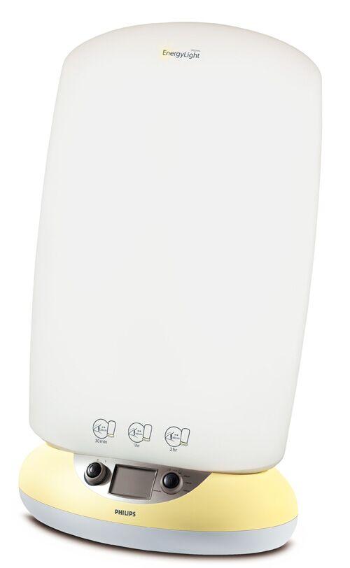 Die Philips HF3309/01 Energy Light