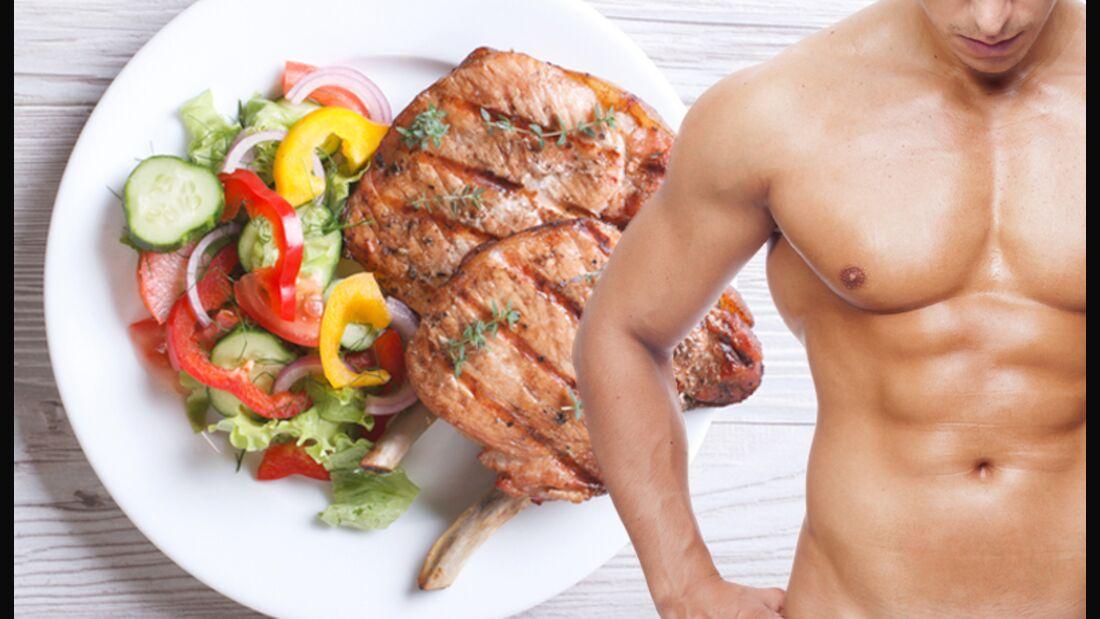 Die Rezepte für eine breite Brust aus unserem Ernährungsplan von Mister Bigchest 2015