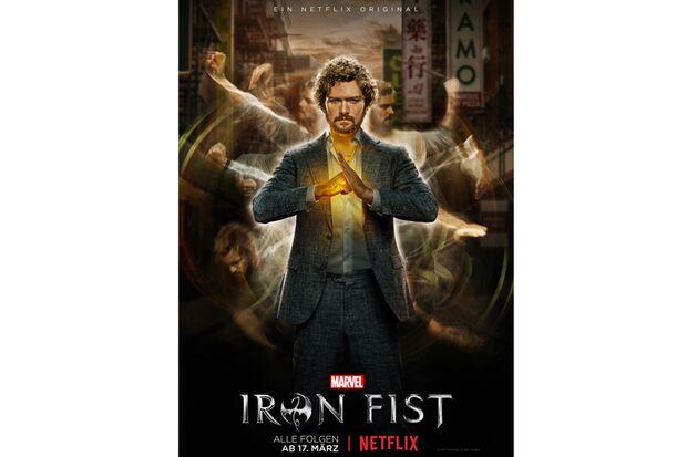 """Die Serie """"Marvel's Iron Fist"""" ist am 17. März 2017 bei Netflix gestartet"""
