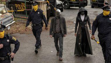 """Die Serie """"Watchmen"""" ist hochpolitisch und stellt viele unangenehme Fragen"""