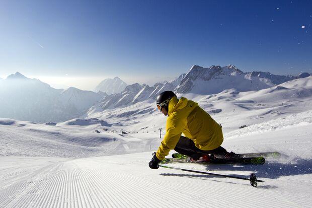 Die Ski-Rocker gibt es vor allem bei den Freeride- und Freeski-Modellen