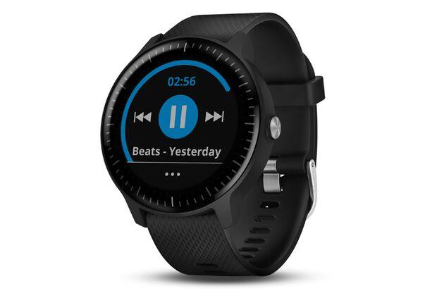 Die Smartwatch Vívoactive 3 Music von Garmin