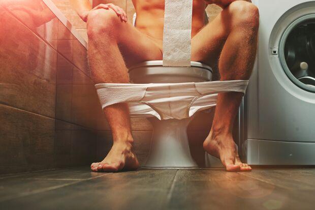 Die Symptome einer Geschlechtskrankheit