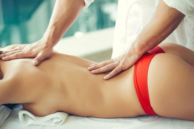 Tantra massage abspritzen