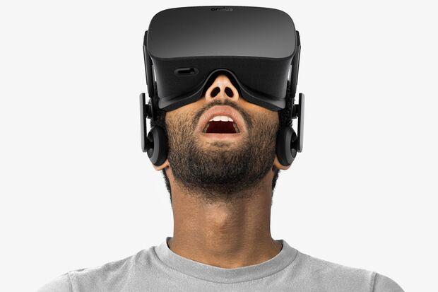 """Die VR-Brille """"Oculus Rift"""""""