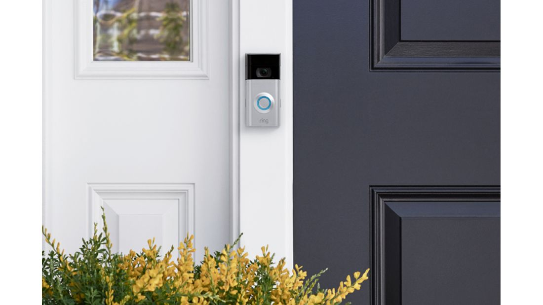 """Die """"Video Doorbell 2"""" von Ring"""
