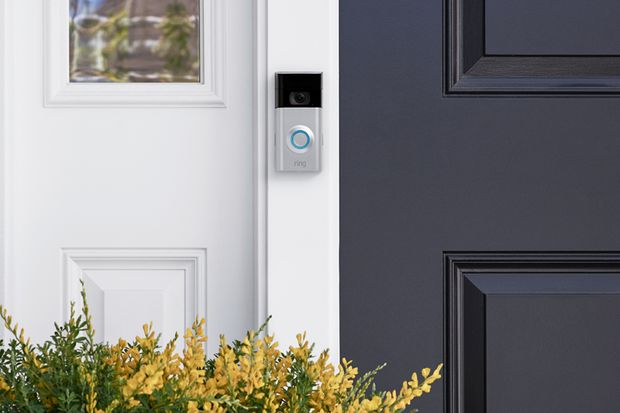 "Die ""Video Doorbell 2"" von Ring"