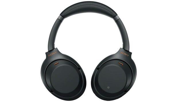 Die WH-1000XM3 von Sony
