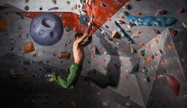 Die beste Technik beim Bouldern