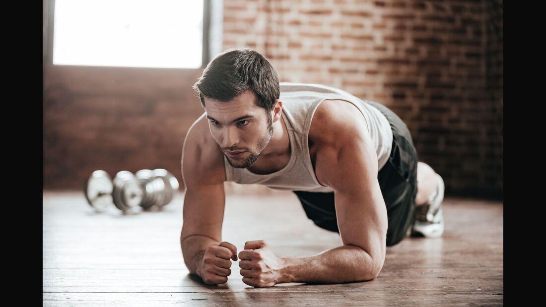 Die besten 15 Bodyweight-Übungen