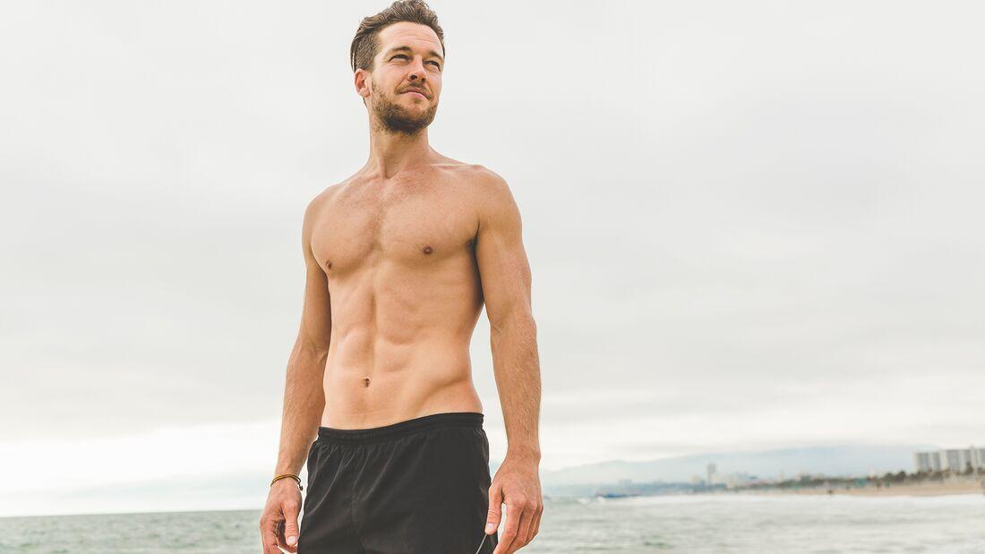 Körperbehaarung mann starke sehr starke