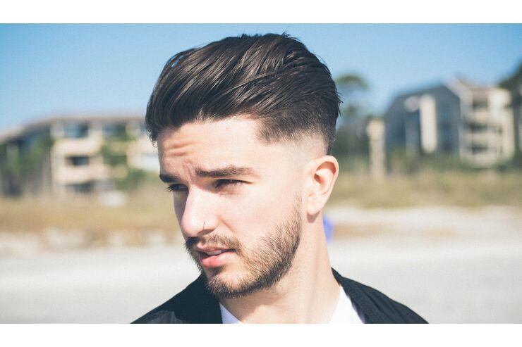 Haaren undercut bei langen undercut unter