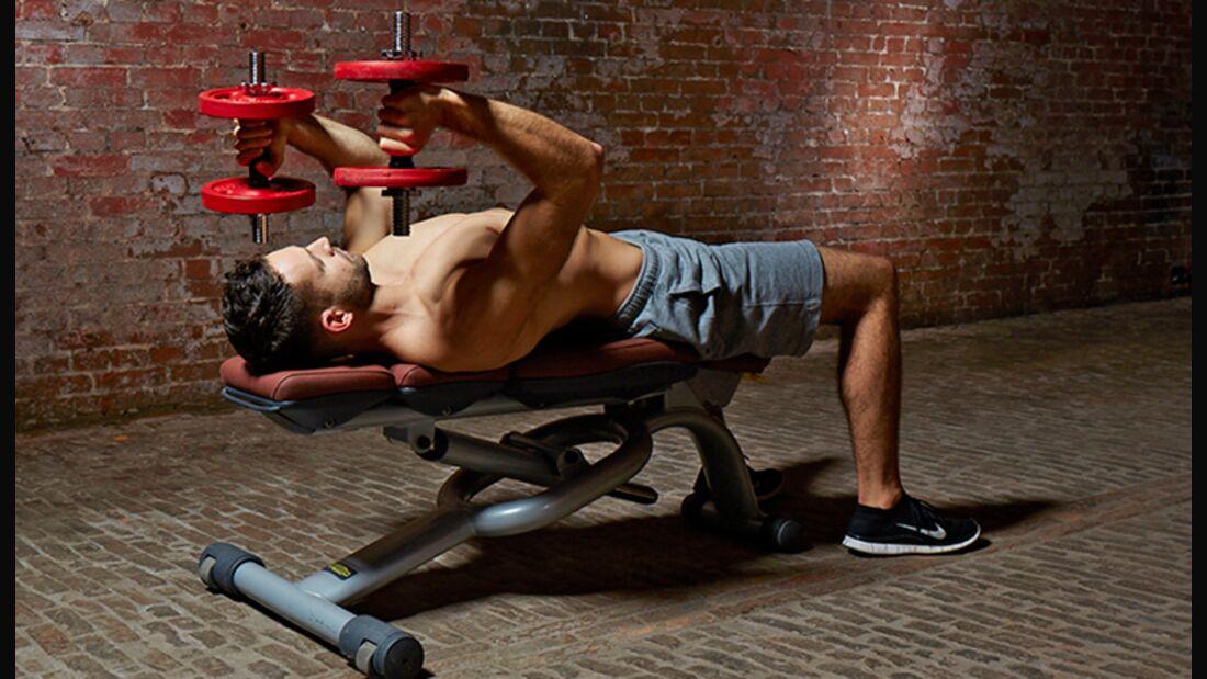 Die besten Kurzhantel-Workouts im Video