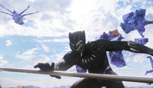 Die besten Männer-Filme 2018: Black Panther