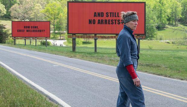 Die besten Männer-Filme 2018: Three Billboards outside Ebbing, Missouri