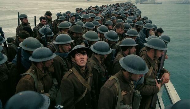 Die besten Männerfilme: Dunkirk
