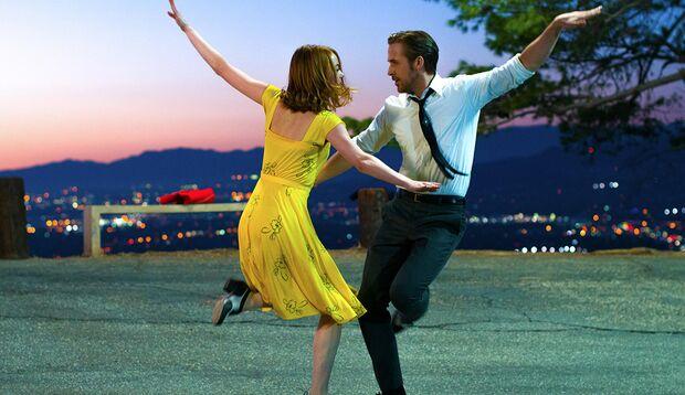 Die besten Männerfilme: La La Land
