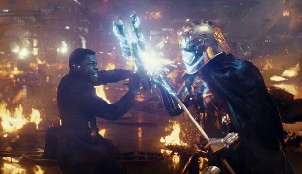 Die besten Männerfilme: Star Wars – Die letzten Jedi