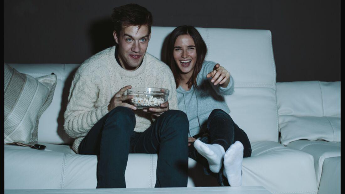 Die besten Netflix-Filme für Paare