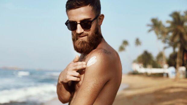 Die besten Sonnencremes für Männer