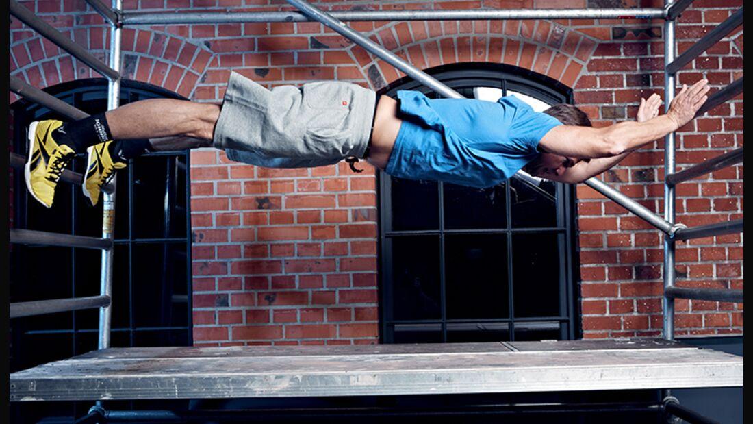 Die besten Street-Workout-Übungen im Video