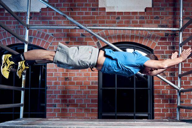 Die besten Street-Workout Übungen