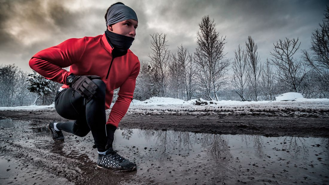 Die besten Tipps fürs Laufen im Winter