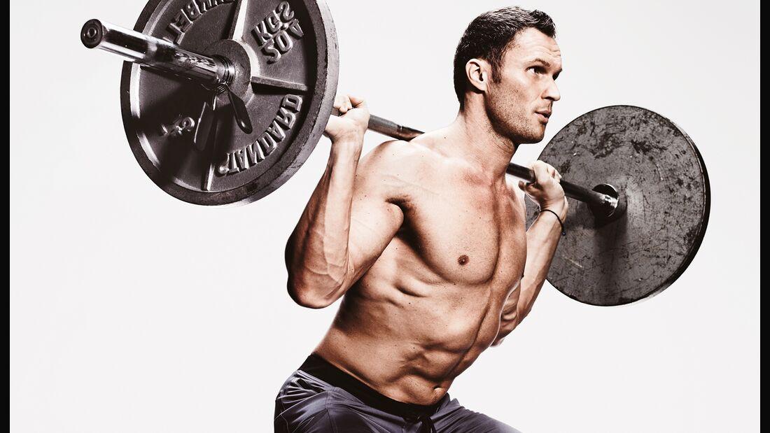 Die besten Trainings-Methoden für mehr Kraft