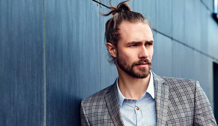 Manner frisuren vorne lang