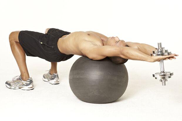 Die effektivsten Übungen für die Brust