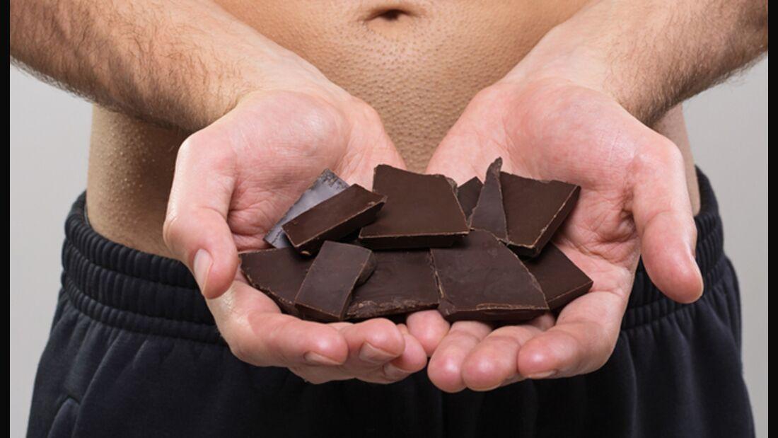 Die in Kakao enthaltenen Flavonoide in der Schoki fördern die Durchblutung und so die Leistung Ihres Gehirns.
