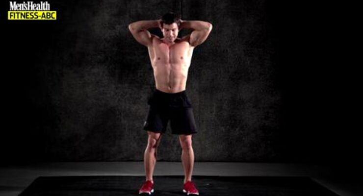 Die klassische Kniebeuge: Keine andere Übung aktiviert so viele Muskelfasern. Damit Sie vom enormen Potential der wichtigsten Übung der Welt profitieren, müssen Sie den genauen Bewegungsablauf kennen, um Fehler zu vermeiden.