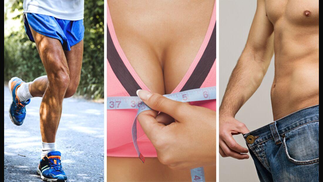 Die krassesten Fitness-Storys