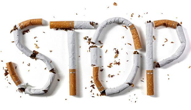 Die meisten Raucher wünschen sich, mit dem Rauchen aufzuhören