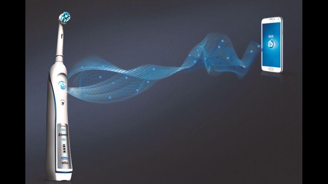 Die neue SmartSeries von Oral-B gibt's jetzt auch mit App