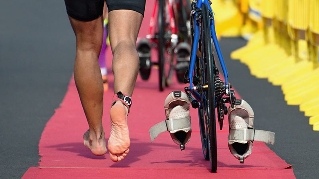 Die optimale Triathlon-Ausrüstung