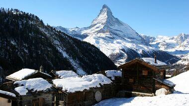 Die populärsten Skiorte