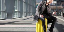 Die praktischsten Koffer für Männer