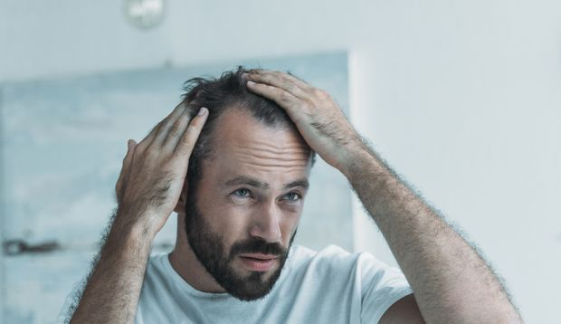Die richtige Pflege bei Haarausfall