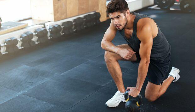 Die richtige Trainingsintensität ist ein schmaler Grad