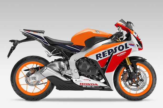 Die schnellsten Motorräder: Honda CBR1000 RR Fireblade