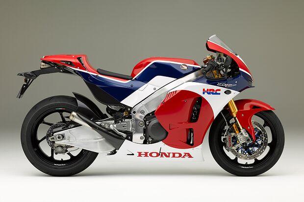 Die schnellsten Motorräder: Honda RC213V-S