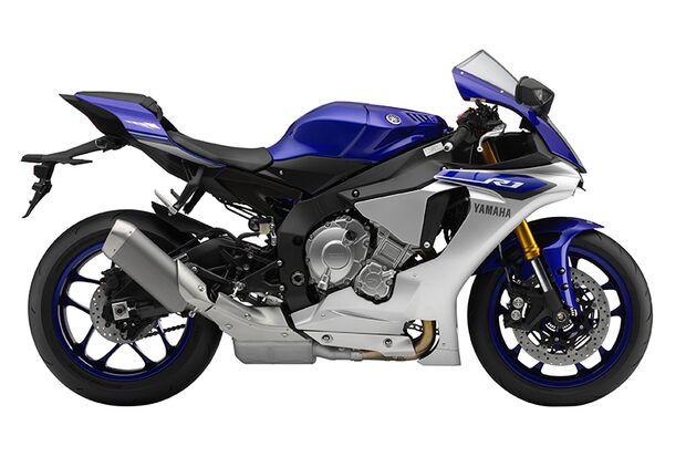 Die schnellsten Motorräder: Yamaha YZF-R1
