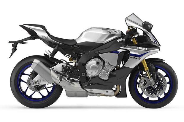 Die schnellsten Motorräder: Yamaha YZF-R1M